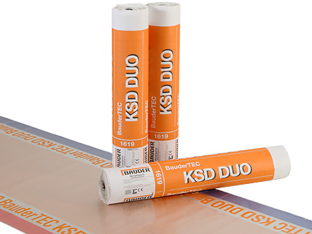 Ksd Duo Vapour Barrier Roof Product Information Bauder