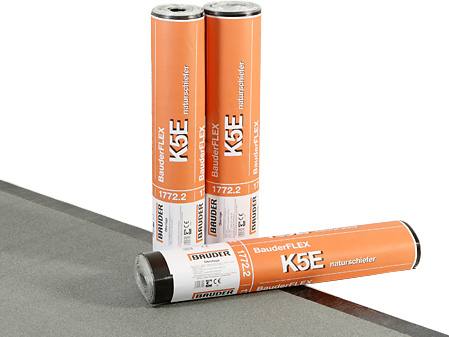 K5e Capping Sheet Roofing Product Information Bauder